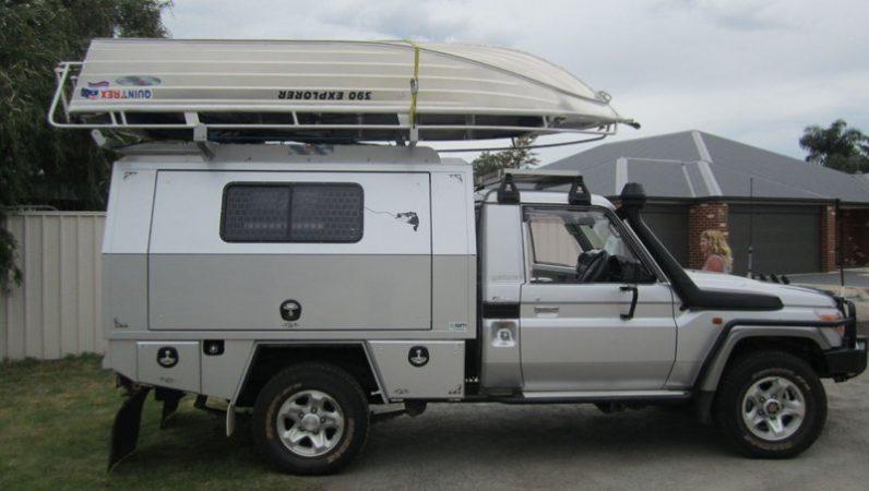 Toyota: Landcruisers | Custom Boat Loader